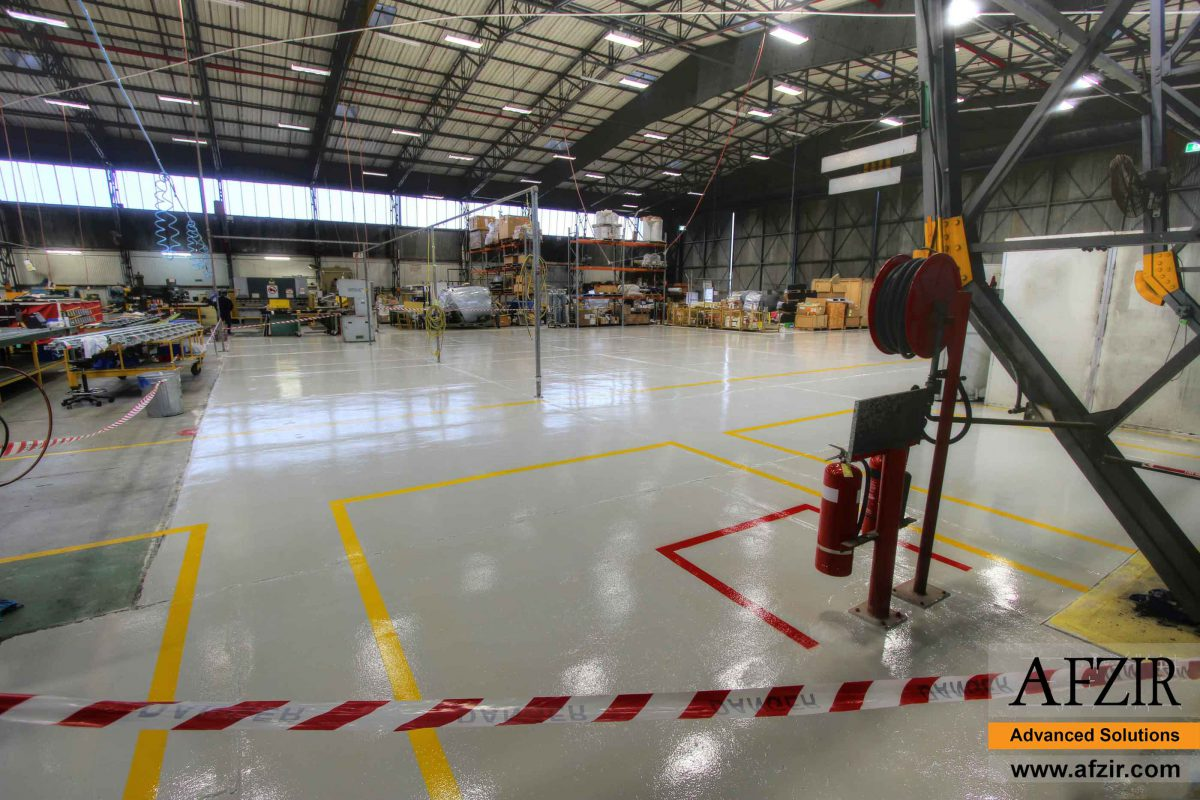 epoxy coating for industries