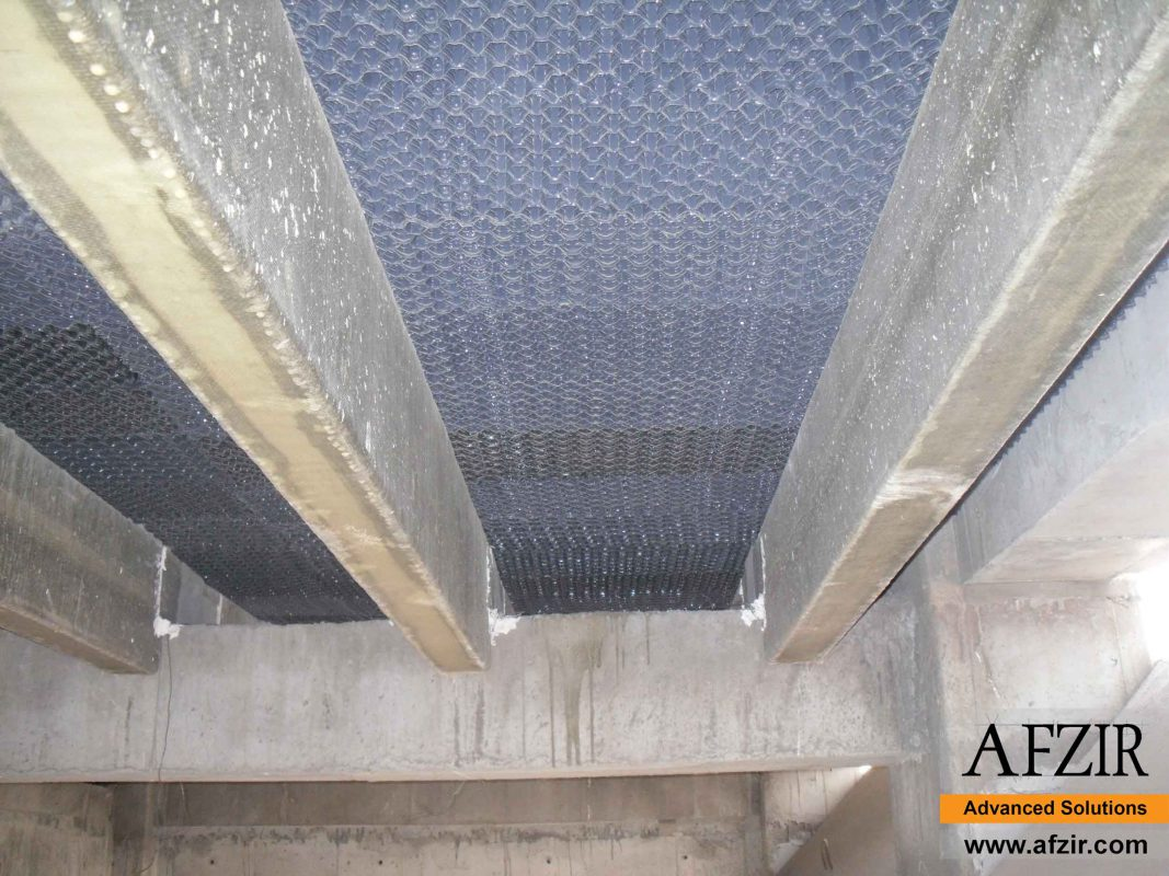 cooling tower beam