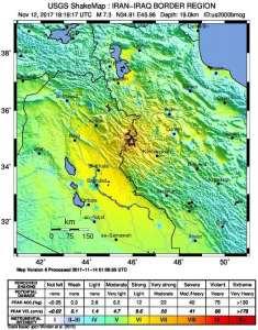 زلزله-کرمانشاه-مقاوم-سازی-بهسازی-مدیریت شهری