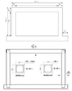 هندسه-مشخصات-مدل-آرماتوربندی-مقاوم-سازی