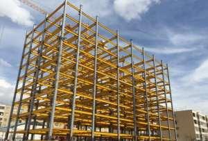 اسکلت فلزی_طراحی سازه های فولادی