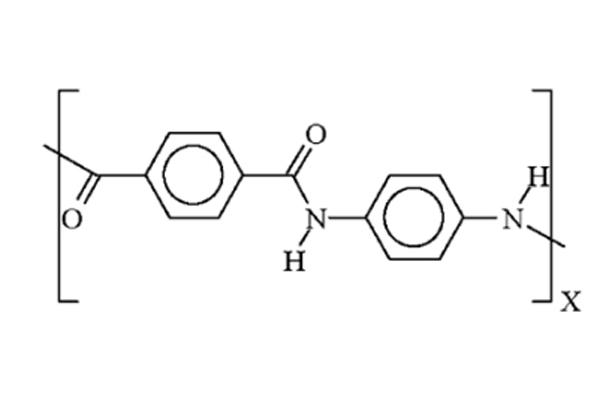 ساختار مولکولی پاراآرامید