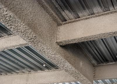 پوشش ضد حریق برپایه مواد معدنی پاششی/مواد پاششی معدنی ضد حریق