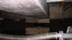 اتصالات انعطافپذیر تاسیسات مکانیکی در سازههای جداسازی شده