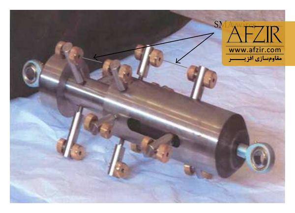 میراگر نیمه فعال هیسترزیس - Semi-active Dampers