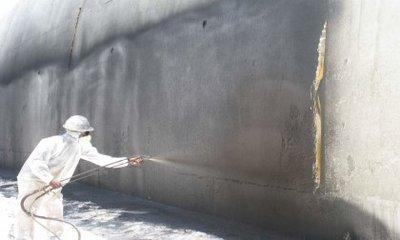 کاربرد ممبرین مایع در سطح خارجی تونل برای آب بندی