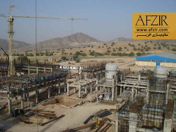مقاومسازی برای صنعت نفت و گاز و پتروشیمی و نیروگاههای صنعتی