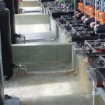 پوشش مخازن و تاسیسات نگهداری و تولید مواد شیمیایی و اسیدی