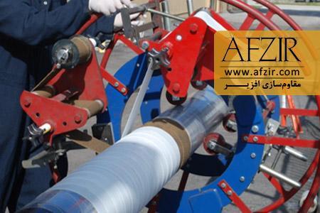 سیستم های ساخته شده با الیاف FRP در محل پروژه