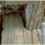برون محوری امتداد تیر نسبت به امتداد ستون