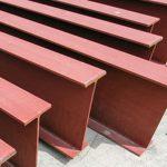 مقاوم سازی تیر فولادی