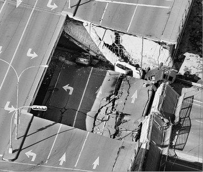 تخریب سازه بر اثر خوردگی فولاد