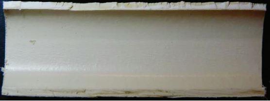 آسیب دیدگی شیمیایی لوله PVC