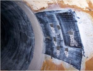 تقویت لوله فولادی آب و فاضلاب