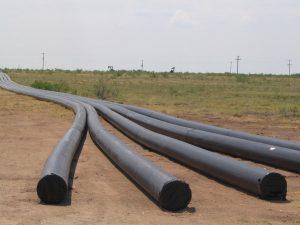 لوله پلیمری نفت و گاز