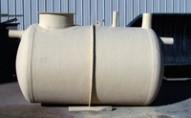 مخزن فایبرگلاس زیرزمینی آب