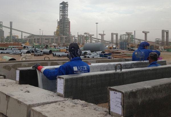 مقاوم سازی نیروگاه ها با الیاف FRP
