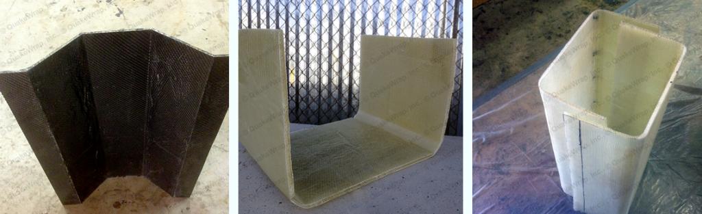 مقاوم سازی دیوار دریایی و شمع ورق به کمک پانل کامپوزیت پلیمری SPiRe شرکت افزیر
