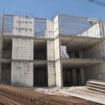 مقاوم سازی ساختمان پیش ساخته بتنی