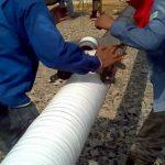 مقاوم سازی خط لوله انتقال گاز