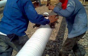 مقاوم سازی خطوط انتقال نفت و گاز