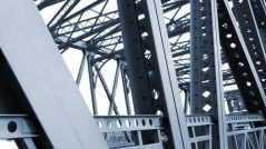 پوشش حفاظتی اسکلت فولادی