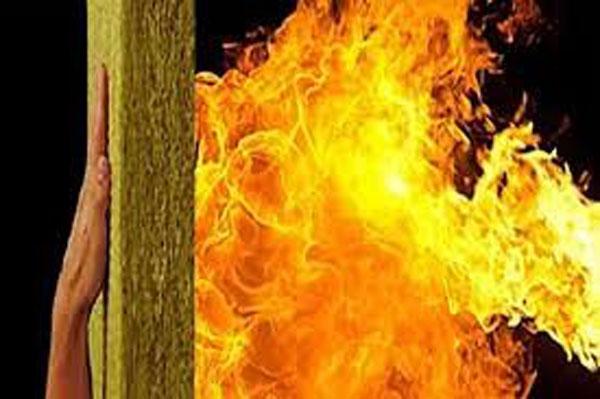 پوشش ضد آتش سوزی