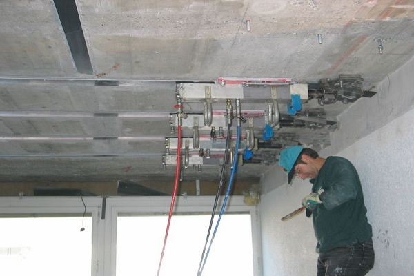 Tensioning Post Ductlastic : Frp post tension systems مقاوم سازی