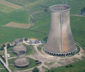 مقاوم سازی برج خنک کننده