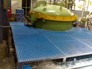 استفاده از پوشش FRP در مقاوم سازی صنایع تولید و فرآوری مواد شیمیایی