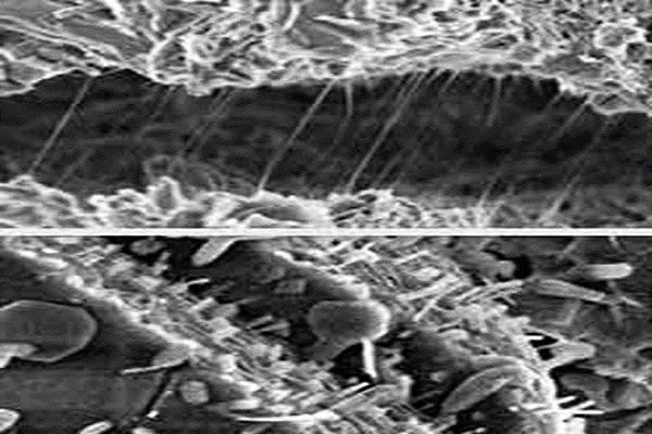 کاربرد نانومواد در بتن