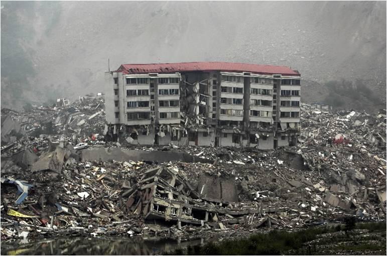بهره برداری از تعدادی واحد زلزله زده در بخش رضویه مشهد