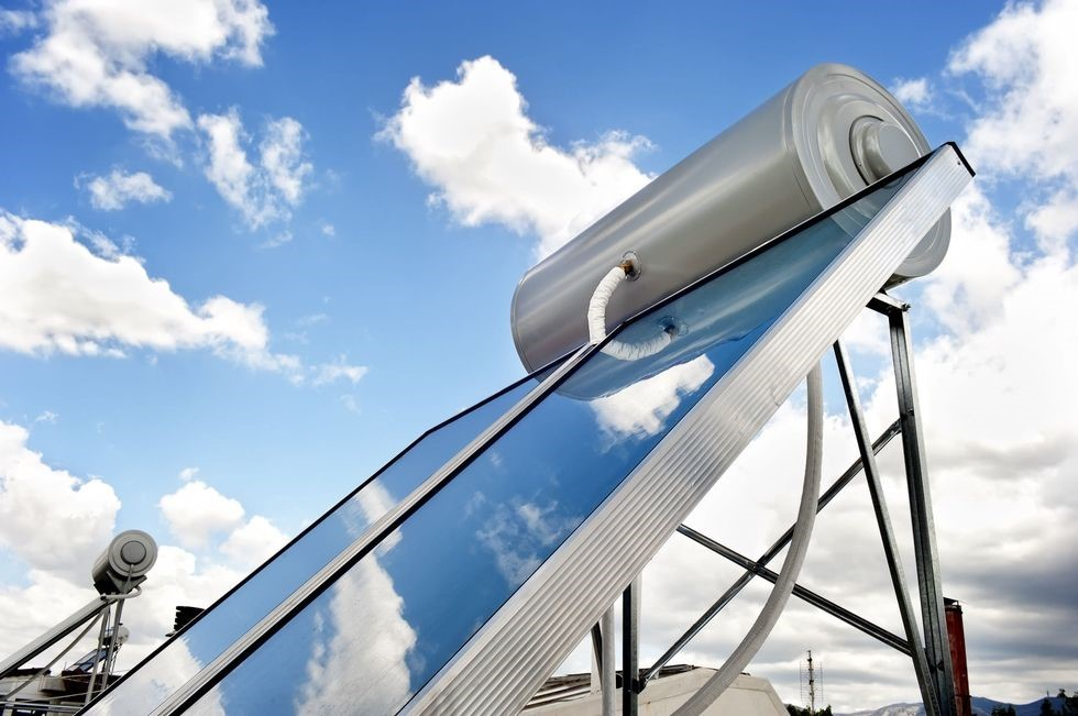 آبگرمکنهای خورشیدی